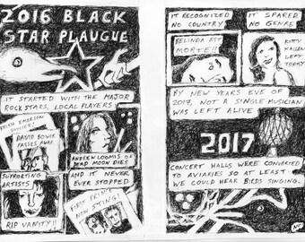 Black Star Plague Original