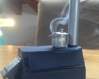 Carpenter's stove