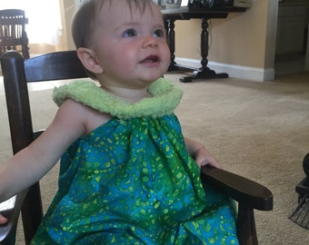 Handcrafted Baby Dress