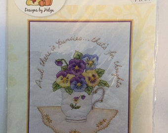 And There is Pansies - Honeypunkins