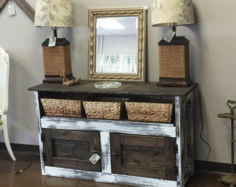 Buffet/Media Console/ Baby Change Table