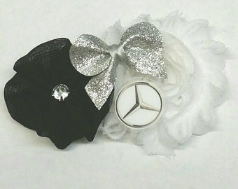 Mercedes bow