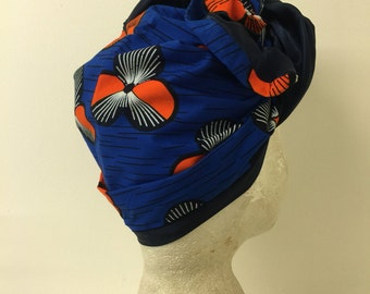 AFRICAN PRINTS HEADWRAPS//