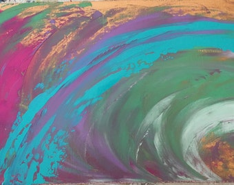 Tidal Wave of Emotion