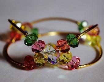 Colors bracelet Swarovski (A3)