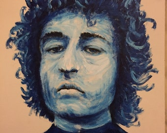 Bob Dylan tangled up in blue