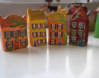 Little Village / Houses