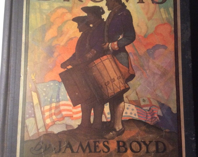 Drums  by James Boyd  Illustrated by N.C. Wyeth