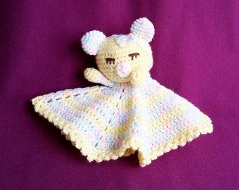 """PDF: Lovey """"Teddy"""" - Crochet Pattern"""