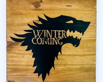 "Game of thrones ""House Stark"""