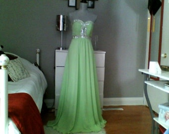 prom dress or evening