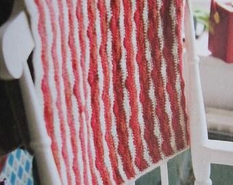 Stanley Crochet Blanket