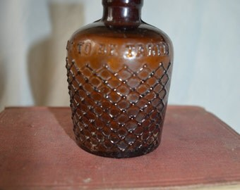 Poison Bottle brown