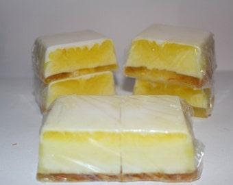 Lemon Shea Butter Soap
