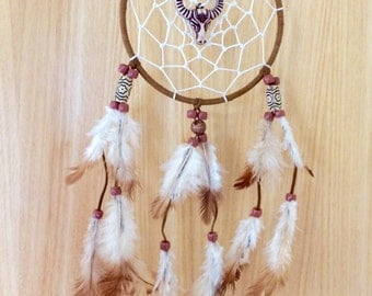 Hand Made Native American Dreamcatcher
