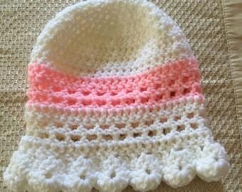 Crochet Hat -Style 1
