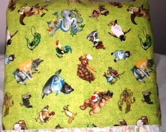 Critter Toddler Quillow