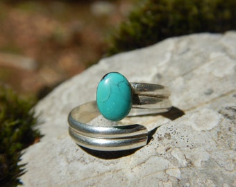 Ring Turquoise & 925 Silver