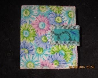 Fabric Slim Wallet (W01)
