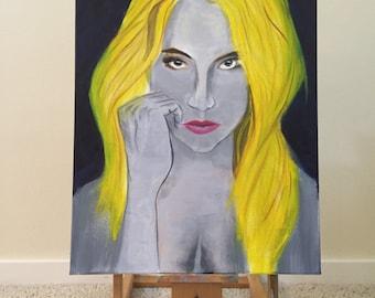 Super Blonde Britney Jean