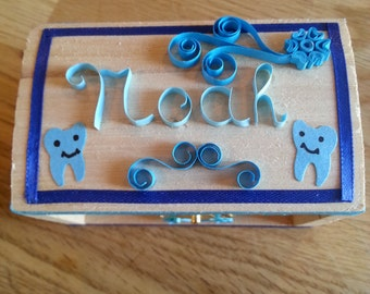 Tooth Fairy Boxes FREE SHIPPING