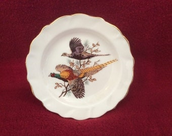 Duchess Game Day Pheasant Brace Pin Dish