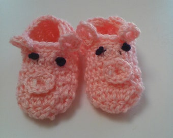 Baby Animal Slippers