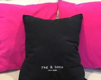 Rag & Bone pillow