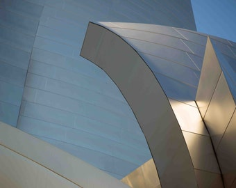Disney Concert Hall, Downtown Los Angeles