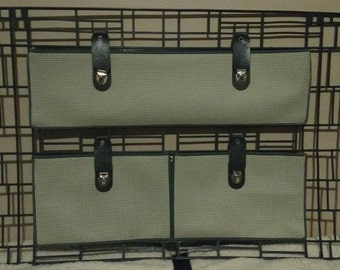 Re-purposed Vintage Suitcase Organizer- Now for Your Home!