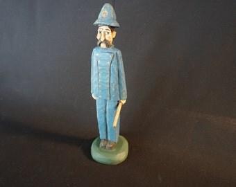 Constable in Uniform