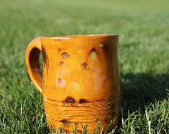 Nutmeg Glazed Mug