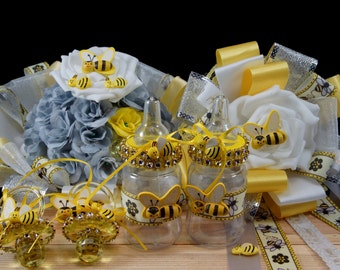 Mommy and Me, Sweet as can Bee – Baby Shower Kit