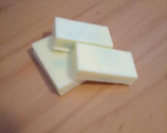 Handmade essential oil soap bars