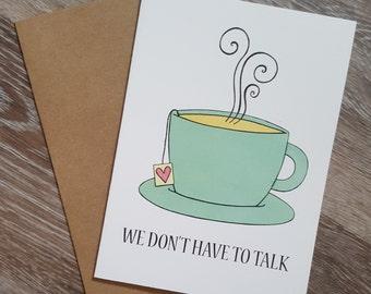 Empathy, Compassion, Friendship Cards, Mental Health Help, Encouragement Cards, Mental Health Counselor, Mental Health Awareness Week