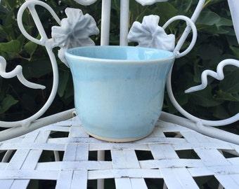 Cups for Corgis Mug # 18 - Handmade stoneware mug - all proceeds to charity