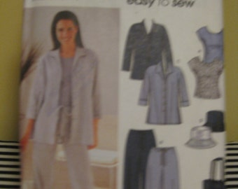Boss Simplicity Easy to sew 7182
