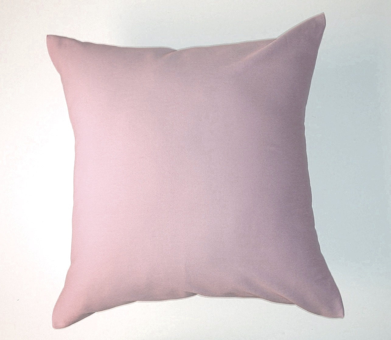 Light Pink Ruffle Throw Pillow : Light pink pillow pillows throw pillows solid pillow
