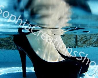 Heels Underwater