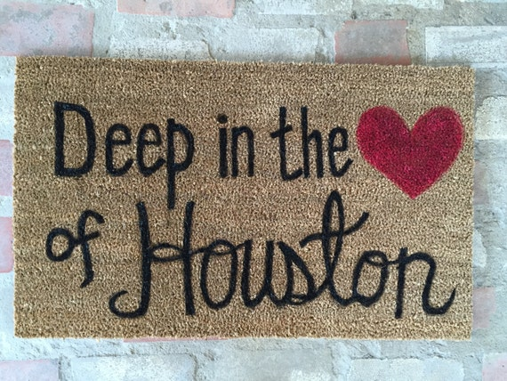 Deep in the Heart of Houston