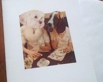 Card - Dog Cafe