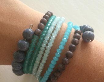 Memory bracelet sea