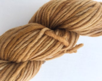 Super Soft Merino Yarn - 50 Merino Wool - Super Soft Merino Wool Yarn - Merino Knit Yarn - Thick Yarn - Hand Dyed Wool Skein