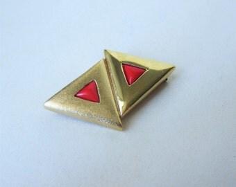PIN Courrèges 1980