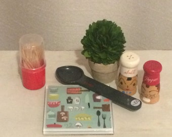 Cooking Fun Coasters (set of 2)