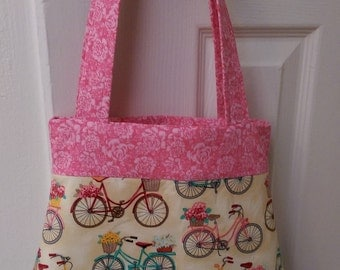 Springy Bicycle Handbag