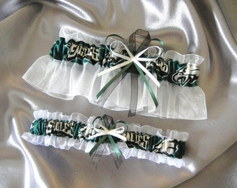 Philadelphia Eagles Garter Set