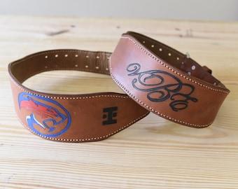 Weight Belt - Custom Made