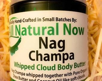 Nag Champa Whipped Body Butter | Pure & Organic |