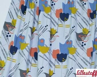 Summer Jersey bio Blomsteräng Lille cloth 0, 50 m